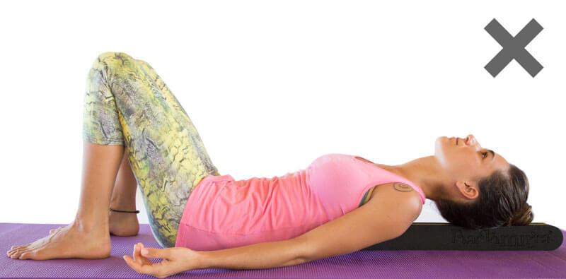 when do I need a BackMitra Pillow?