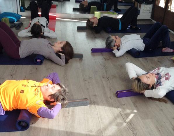become successful yoga teacher