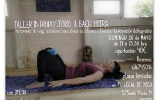 Taller Introductorio BackMitra