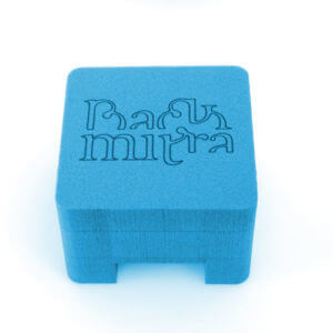 BackMitra pillow - blue