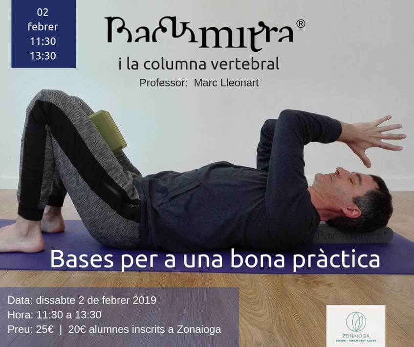 backmitra workshop with marc lleonart- 2-2-2019