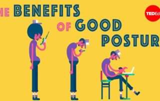 the benefits of good posture