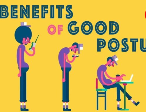 The benefits of good posture