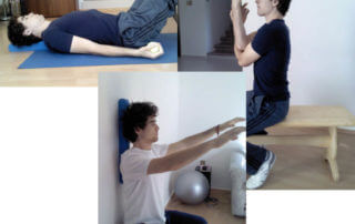 Therapeutic Yoga for back injury with the BackMitra