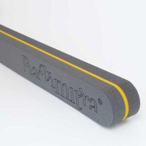 BackMitra Grey-Yellow