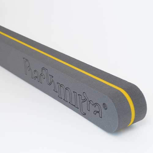 BackMitra Grey-Yellow