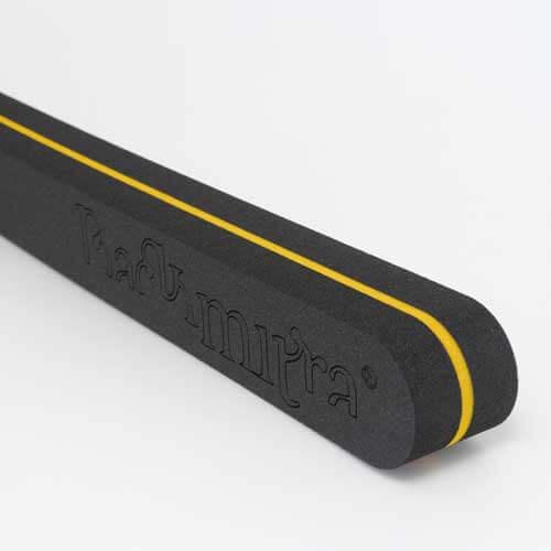 BackMitra Black-Yellow